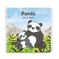 JELLYCAT INC PANDA BOOK