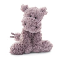 JELLYCAT INC SMALL SQUIGGLE HIPPO