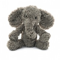 JELLYCAT INC SMALL SQUIGGLE ELEPHANT