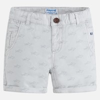 MAYORAL USA PATTERNED SHORTS