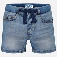 MAYORAL USA DENIM SHORTS
