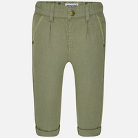 MAYORAL USA RELAXED CHINO PANTS