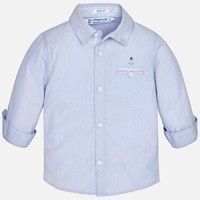 MAYORAL USA LONG SLEEVE BUTTON DOWN