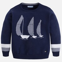 MAYORAL USA REGATTA SWEATER
