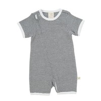 TINY TWIG ORGANIC ZIPPER ROMPER