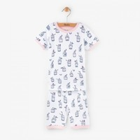HATLEY FREE BIRDS SHORT PAJAMA SET