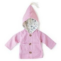 HAZEL VILLAGE HAZEL VILLAGE CLOVER HOODED JACKET FOR DOLLS