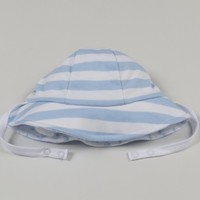 KISSY KISSY KISSY KISSY CURIOUS CRABS REVERSIBLE SUN HAT
