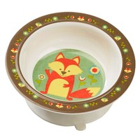 O.R.E WHAT DID THE FOX EAT SUCTION BOWL