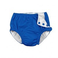 IPLAY INC REUSABLE ABSORBENT SNAP SWIM DIAPER