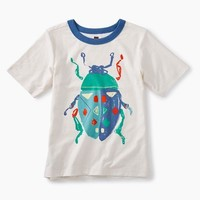 TEA BEETLE GRAPHIC TEE