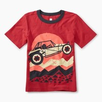 TEA DUNE BUGGY GRAPHIC TEE