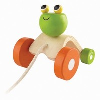 PLAN TOYS, INC. JUMPING FROG