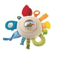 HABA HABA CUDDLY RAINBOW TEETHER
