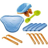 HABA STARTER SET WITH WATER SEESAW