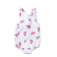 ANGEL DEAR WATERMELON SUNSUIT