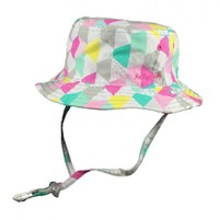 MILLYOOK & DOZER REVERSIBLE GIRLS BUCKET HAT