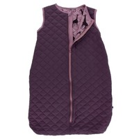 KICKEE PANTS PRINT QUILTED SLEEPING BAG