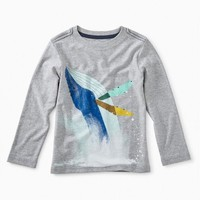 TEA WHALE SPLASH GRAPHIC TEE