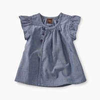 TEA CHAMBRAY BABY TUNIC