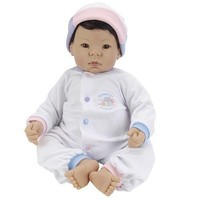 ALEXANDER DOLL COMPANY INC. BEAUTIFUL BABY - ASIAN - BLACK HAIR - BROWN EYES