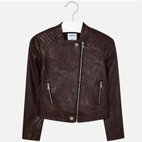 MAYORAL USA LEATHERETTE JACKET