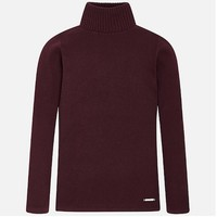 MAYORAL USA KNIT TURTLENECK SWEATER