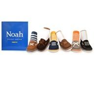 TRUMPETTE NOAH SOCKS, 6 PACK