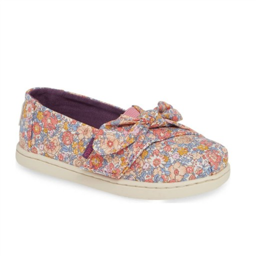 toms shoes pink multi liberty amelie toms classics bellaboo