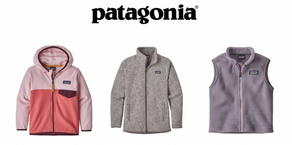 Fall Clothes - Patagonia jackets and shoes!