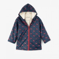 HATLEY RED LABS SHERPA LINED SPLASH JACKET