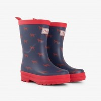 HATLEY RED LABS RAIN BOOTS