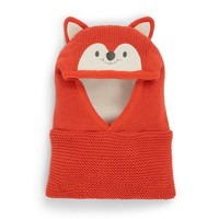 JOJO MAMAN BEBE FOX NECK HAT