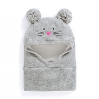 JOJO MAMAN BEBE MOUSE NECK HAT