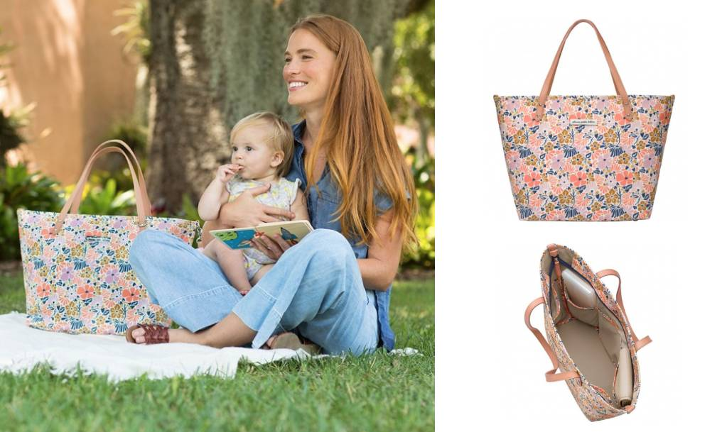 The Downtown Tote by Petunia Pickle Bottom