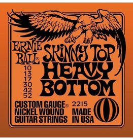 Ernie Ball - Nickel Wound Electric 10-52 Skinny Top/Heavy Bottom