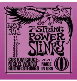 Ernie Ball - Nickel Wound 7 String 11-58 Power Slinky
