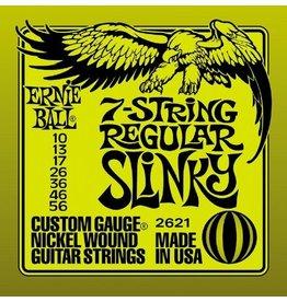 Ernie Ball - Nickel Wound 7 String 10-56 Regular Slinky
