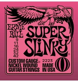 Ernie Ball - Nickel Wound Electric 9-42 Super Slinky