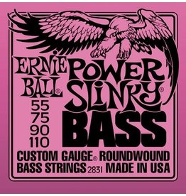 Ernie Ball - Round Wound 4 String Bass 55-110 Power Slinky