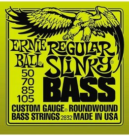 Ernie Ball - Round Wound 4 String Bass 50-105 Regular Slinky