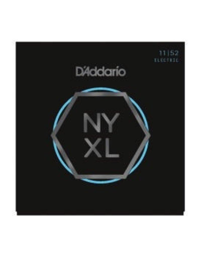 D'Addario - NYXL Nickel Wound, 11-52 Medium Top/Heavy Bottom