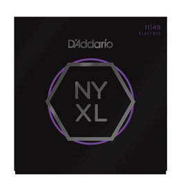 D'Addario - NYXL Nickel Wound, 11-49 Medium