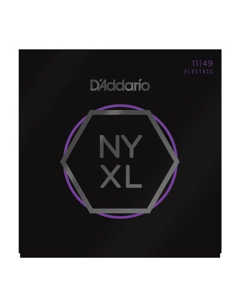 D'Addario - NYXL Nickel Wound, 11-49 Medium
