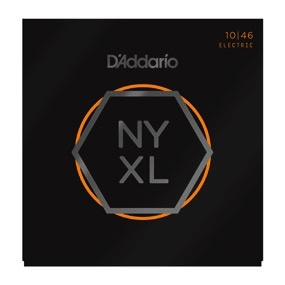 D'Addario - NYXL Nickel Wound, 10-46 Regular Light