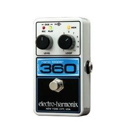 Electro-Harmonix - Nano Looper 360 Pedal