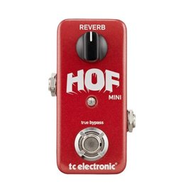 TC Electronic - Hall of Fame Mini Reverb Pedal