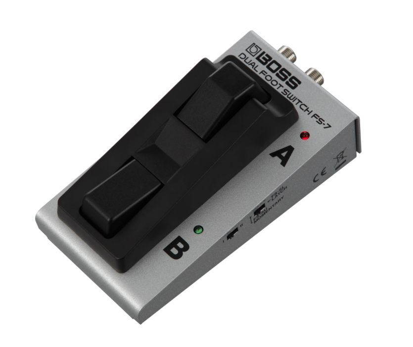 Boss - Compact Dual A/B Footswitch