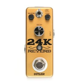 Outlaw - 24K Reverb Pedal