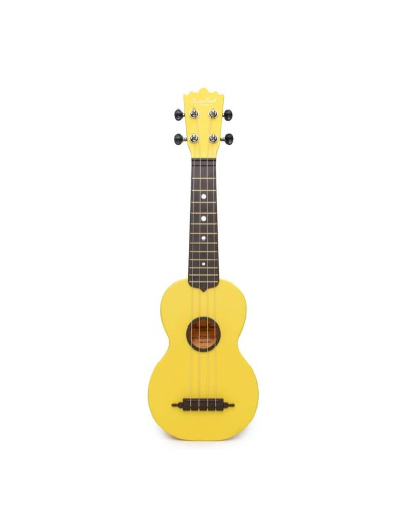 Beaver Creek - Ulina Soprano Ukulele, Yellow